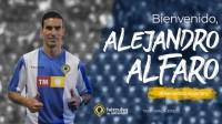 ALEJANDRO ALFARO FIRMA CON EL HERCULES POR DOS TEMPORADAS.