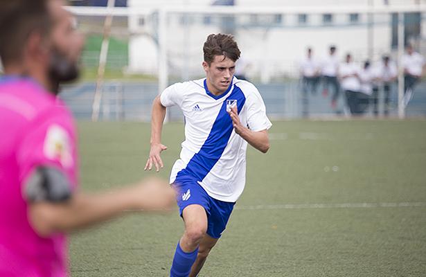 PONCE ABRE EL MARCADOR FRENTE AL CASTILLEJA AL QUE GANARON 2 A 0.